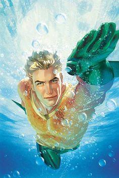 Aquaman #14 - Joshua Middleton