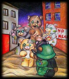 TeddyBear Zombie