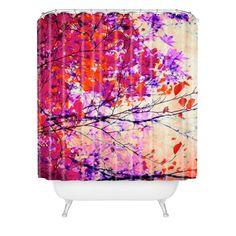 Mareike Boehmer Autumn 5 Y Shower Curtain | DENY Designs Home Accessories