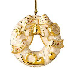 lenox   Lenox China Christmas Ornaments and Decorations