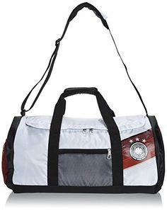 Cool adidas DFB Teambag WM Wei Schwarz Rot M D