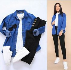 Cute Casual Outfits, Outfits For Teens, Stylish Outfits, Kpop Fashion Outfits, Girls Fashion Clothes, Trendy Hoodies, Everyday Outfits, Beach, Instagram