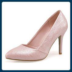 HROYL Damen Tanzschuhe/Latin Dance Schuhe Satin Ballsaal Modell-AF-41902  Braun EU37 - Sportschuhe für frauen (*Partner-Link) | Pinterest