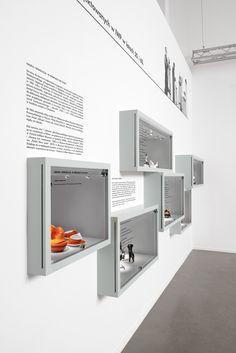 grynasz studio Museum Exhibition Design, Design Museum, Commercial Interior Design, Commercial Interiors, Stand Design, Display Design, Wayfinding Signs, Museum Displays, Environmental Design