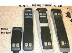 Installing a ZJ/XJ overhead console: - NAXJA Forums -::- North American XJ Association