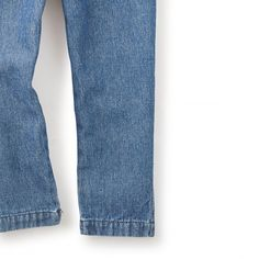 Indigo Playwear Pants | A perfect fit for laid-back days, these casual canvas pants are true blue essentials.