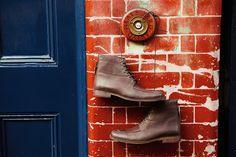 zapatos invierno de hombre
