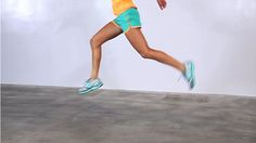 Bounding is a great way to build speed and power that will boost your running.