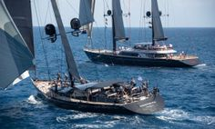 Loro Piana Superyacht Regatta 2014