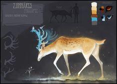 Zunnares refsheet by Anraharra