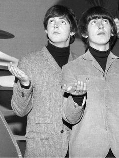 Paul & George