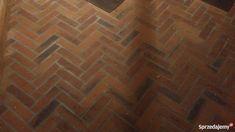 Posadzka z cegły podłoga ceglana rustykalne Wrocław sprzedam