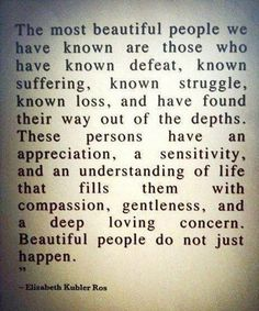 """#Beautiful quote and so true  #NoelitoFlow  Instagram.com/lovinflow    Please Follow and Repin! Thanx!! =) - By Elizabeth Kubler Ros,  Author """"On Death and Dying"""" Wonderful Book on Healing from Loss... On my Top Ten list..."""