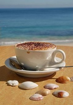 COFFEE by the sea