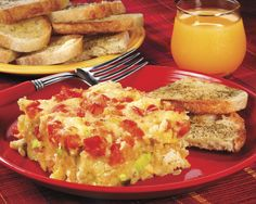 Vegetable Breakfast Bake - Recipes at Penzeys Spices