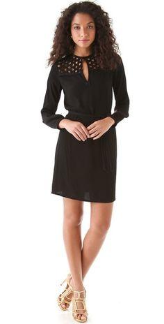 bernadette dress / dvf