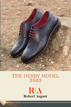 Men Dress, Dress Shoes, Derby Dress, Goodyear Welt, Custom Made, Oxford Shoes, Lace Up, Model, Collection