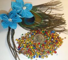 250 Tiny Vintage Loose Rhinestones Mix of Colors Craft Repair Pointed Back Lot  #FirePolished #Vintage