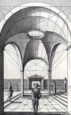 Jan Vredeman de Vries - Perspective (1604).