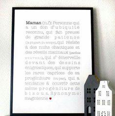 Maman ❤