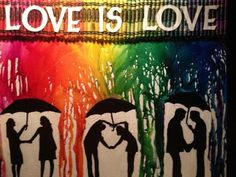 crayon love