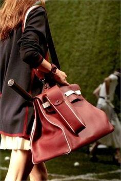 Hermès, sfilata p/e 2010