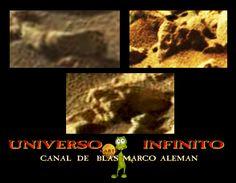 Nueva Imagen De La Nasa Muestra Una Cabeza,Pie Y Objetos En Marte