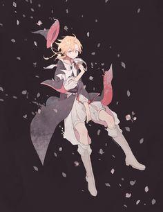 t-kmach:  マギゲーはちょくちょくティトスくん投下してくれるので嬉しい…天使かと思った……思わず描いた…