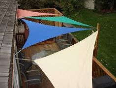 outdoor shade hardware - Google Search