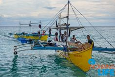Fisherman, Langogan, Philippines, Uncontained Life