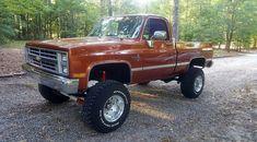 1984 Chevy Truck, 1987 Chevy Silverado, Chevy Trucks For Sale, Chevy K10, Custom Chevy Trucks, Chevy Pickup Trucks, Classic Chevy Trucks, Gm Trucks, Chevrolet Trucks