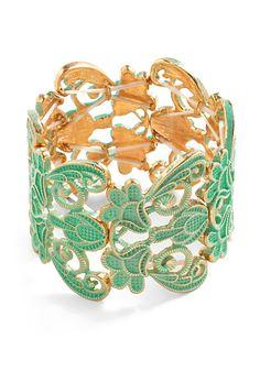 couldn't filagree more bracelet  mod retro vintage bracelets  modcloth.com (24,99 USD)
