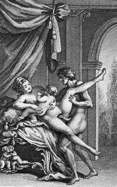 scene erotici cupid