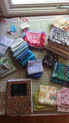 Started my La Passacaglia quilt this month! I rounded up my best inspiration in this post!