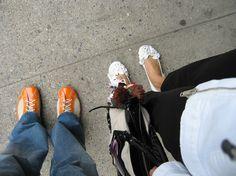 S{H}OES - NYC Mayo 2005 #estudihac #shoesworld #jmferrero