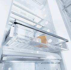 K 1801 Vi - MasterCool kjøleskap med enestående funksjoner og maksimalt volum for fersk mat.--NO_COLOR