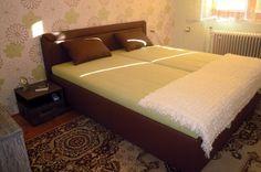 Zeta - Polohovateľná posteľ