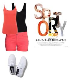 """""""Sporty"""" by michelle-dupuis on Polyvore"""