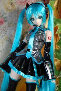 ♥Bjd Ai♥ La fameuse Hatsune Miku!