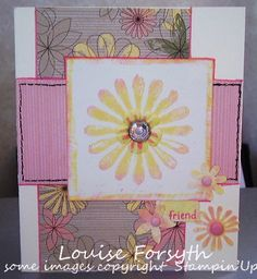 Looks Like Spring by loulou31 - Cards and Paper Crafts at Splitcoaststampers