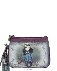 Gorjuss Wrist Purse - Toadstools