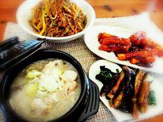 좋아하는 한국 음식 - 9件のもぐもぐ - Korean dinner by Alley Cat