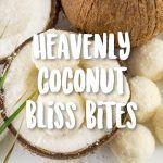 Heavenly Coconut Bliss Balls