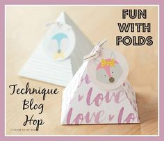 Scrap-n-Roll: CTMH Technique Blog Hop - Fun with Folds