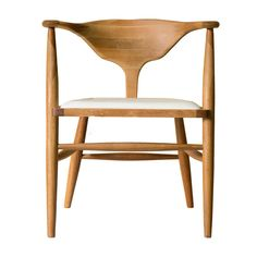 Buy Modern Dining Chairs Online or Visit Our Showrooms To Get Inspired With The Latest Dining Chairs From Organic Modernism - Peking Dining Chair (Oak, Leather)