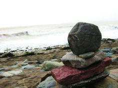 red head beach SJ, NB