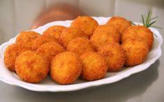 Polpette baccalà e patate