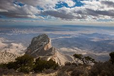 guadalupe peak, guadalupe mountains national park, texas.  I've done some pretty tough hikes, but this was one of the toughest.