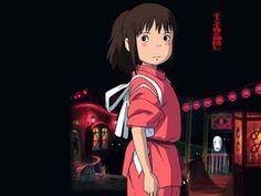 """""""Nada de lo que sucede se olvida, aunque tú no puedas recordarlo"""" (El viaje de Chihiro)"""