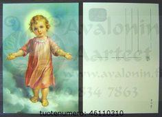 Jeesuslapsi, Italialainen kortti
